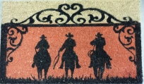 Rough Riders Coir Door Mat At Equigear