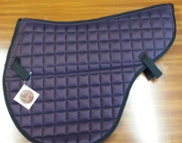 Lightrider Treeless Saddle Pad with Inserts at Equigear